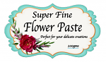 Superfine Flower Paste